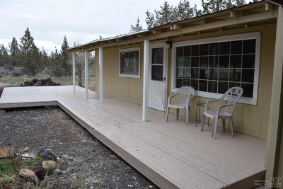 Prineville Single Family Home For Sale: 3862 Southeast Tillamook Loop