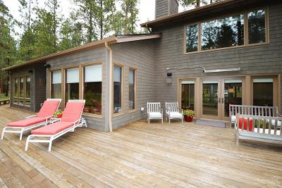 Black Butte Ranch Single Family Home For Sale: 13789 Partridge Foot
