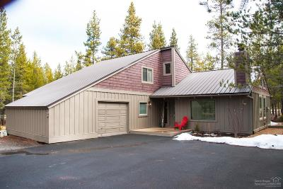 Sunriver Single Family Home For Sale: 17724 Wickiup Lane