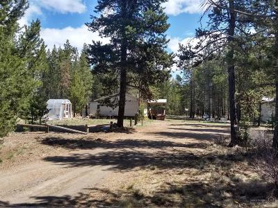 La Pine OR Mobile/Manufactured For Sale: $139,500