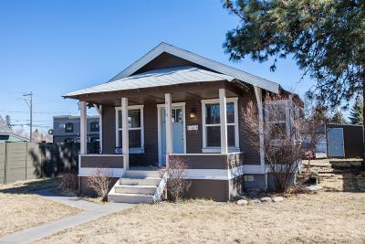 Single Family Home For Sale: 614 Northwest Federal Street