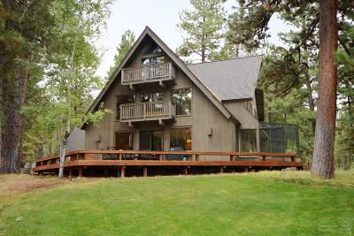 Black Butte Ranch Single Family Home For Sale: 70967 Manna Grass