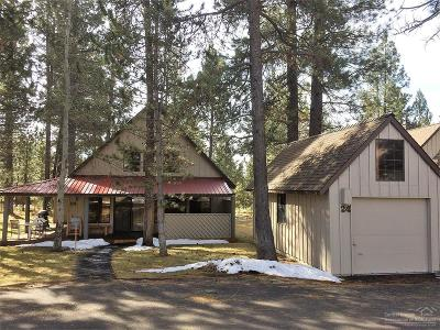 Sunriver Condo/Townhouse For Sale: 57495 Circle Four Lane