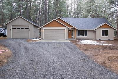 Bend Single Family Home For Sale: 59895 Navajo Road