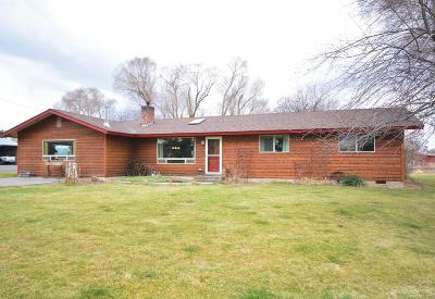 Prineville Single Family Home For Sale: 440 Northeast Barnes Butte Road