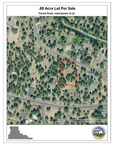 Bend Residential Lots & Land For Sale: 18975 Choctaw Road