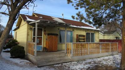 Prineville OR Single Family Home For Sale: $100,000