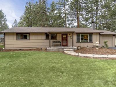 Bend Single Family Home For Sale: 60867 Granite Drive