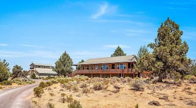 Bend Single Family Home For Sale: 62050 Dodds Road