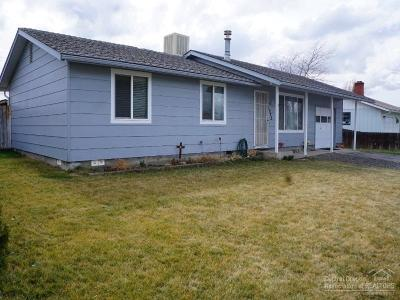 Prineville Single Family Home For Sale: 1222 Southeast 8th Street