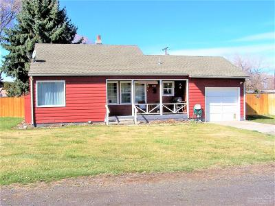 Prineville OR Single Family Home For Sale: $180,500