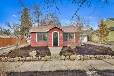 Bend Single Family Home For Sale: 1427 Northwest 5th Street