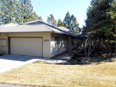 Bend Single Family Home For Sale: 2812 Northwest Golf Course Drive