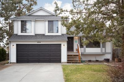 Bend Single Family Home For Sale: 1614 Northeast Cackler Lane