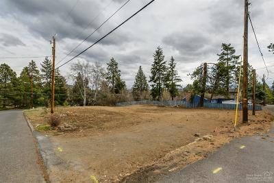 Bend Residential Lots & Land For Sale: 607 Northwest Trenton Avenue