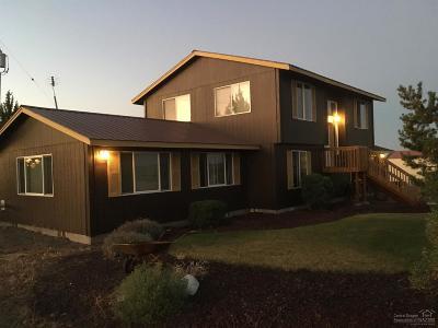 Bend Single Family Home For Sale: 21360 Stevens Road