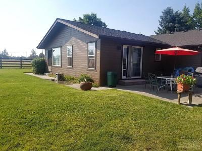 Bend Single Family Home For Sale: 22221 Nelson Road