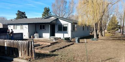 Prineville OR Single Family Home For Sale: $179,000
