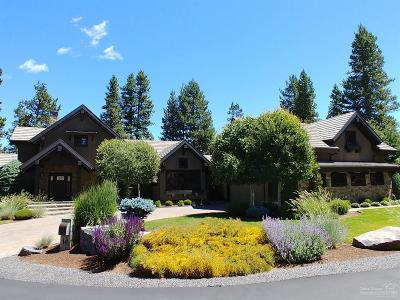 Sunriver Single Family Home For Sale: 17950 North Course Lane