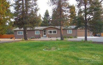La Pine OR Mobile/Manufactured Sold: $227,500