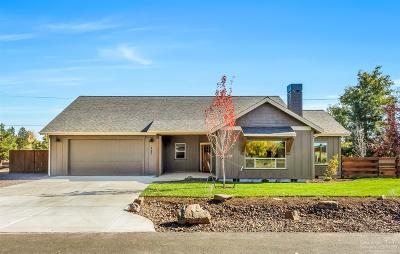 Prineville Single Family Home For Sale: 162 Northwest Saddle Ridge Loop