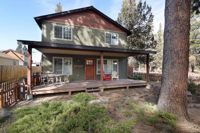 Sisters Single Family Home For Sale: 596 East Jefferson Avenue