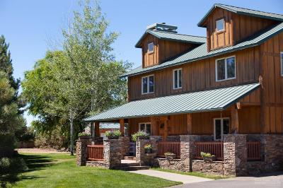 Bend Single Family Home For Sale: 25600 Alfalfa Market Road