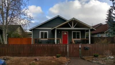 Bend Single Family Home For Sale: 1347 Northwest Albany Avenue