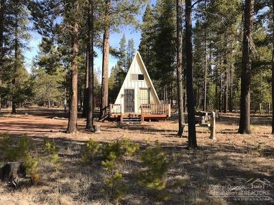 La Pine OR Single Family Home For Sale: $120,000