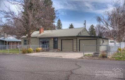 Prineville OR Single Family Home For Sale: $234,900