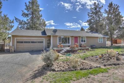 Terrebonne Single Family Home For Sale: 8075 Southwest Sandy Place
