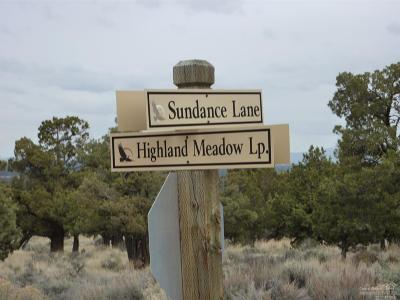 Redmond Residential Lots & Land For Sale: Highland Meadow Loop