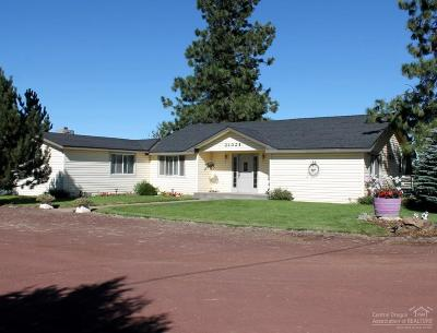 Bend Single Family Home For Sale: 21025 Tumalo Road