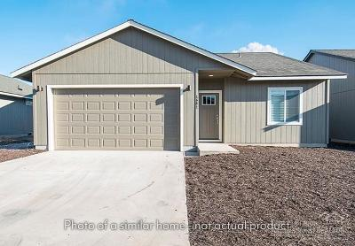 Prineville OR Single Family Home For Sale: $202,900