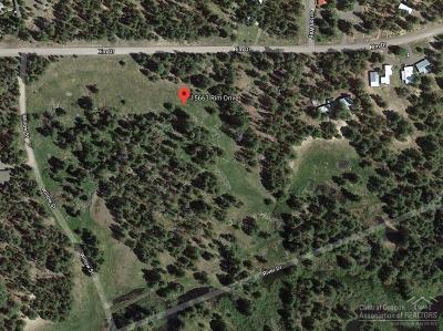 La Pine Residential Lots & Land For Sale: 15663 Rim Drive