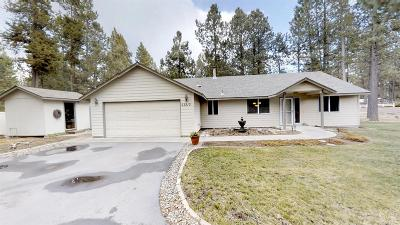 La Pine Single Family Home Contingent Bumpable: 53210 Andrews Road