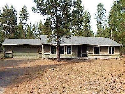 La Pine Single Family Home For Sale: 15870 Lava Drive
