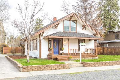 Bend Single Family Home For Sale: 456 Northwest Newport Avenue