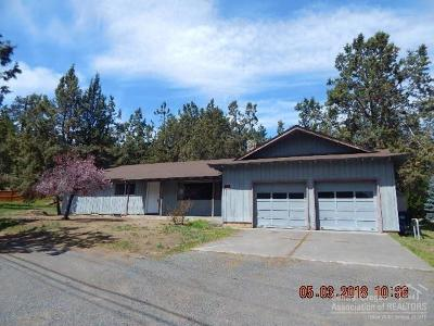 Bend OR Single Family Home Sold: $255,000