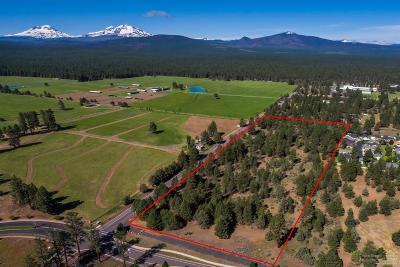 Sisters Residential Lots & Land For Sale: 15510 McKenzie Highway