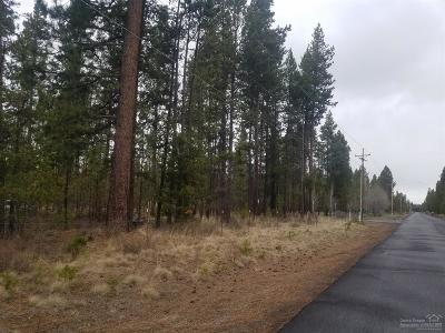 Bend Residential Lots & Land For Sale: 55835 Black Duck Road