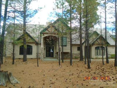 Single Family Home For Sale: 70385 Ponderosa