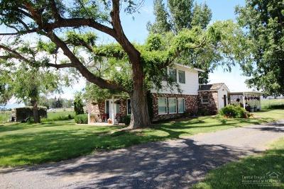Culver Single Family Home For Sale: 3422 Southwest Park Lane