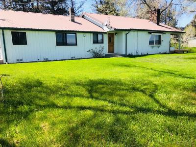 Prineville Single Family Home For Sale: 4482 Northwest Oneil Highway