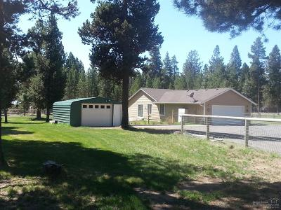 La Pine Single Family Home For Sale