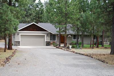 La Pine Single Family Home For Sale: 52022 Noble Fir