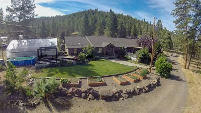 Prineville Single Family Home For Sale: 3790 Northeast McKay Creek Road
