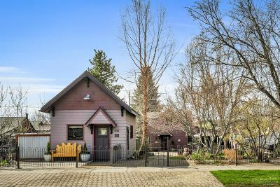 Bend Single Family Home For Sale: 635 Northwest Delaware Avenue
