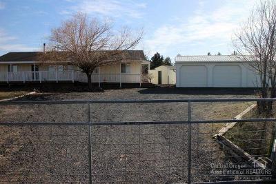 Terrebonne Single Family Home For Sale: 14075 Southwest Chickadee Road