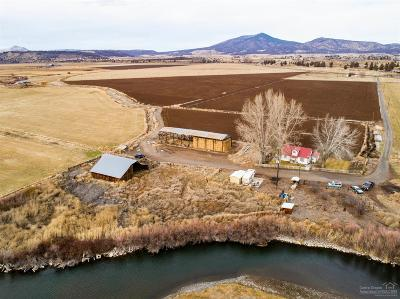 Prineville Farm & Ranch For Sale: 4451 Northwest Madras Highway